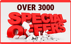 Over 1000 Special Offers